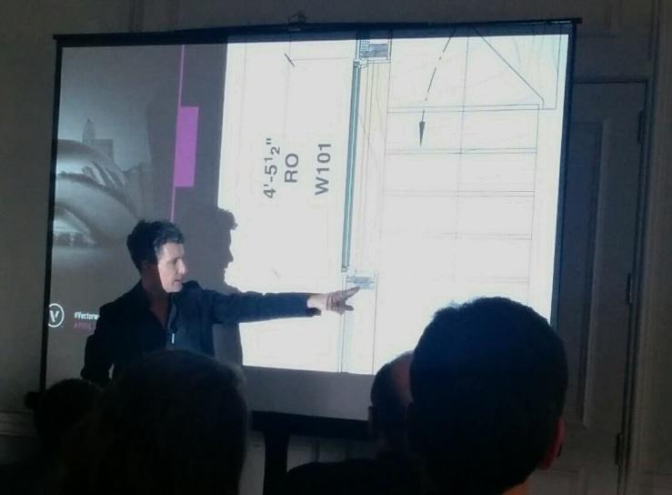 Ron Kwaske - Vectorworks design summit